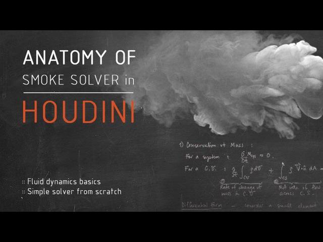 Anatomy of Houdini smoke solver. Part 1