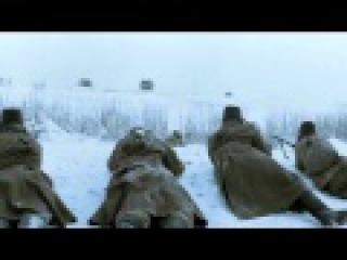 Х/ф Офицеры (танковая атака)