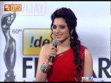 60th Film Fare Awards - Best Male Actor - Telugu