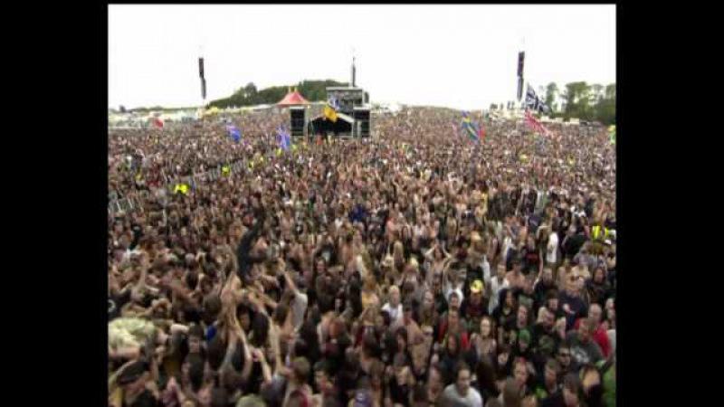 HATEBREED - Destroy Everything (Live @ Download 2009) » Freewka.com - Смотреть онлайн в хорощем качестве