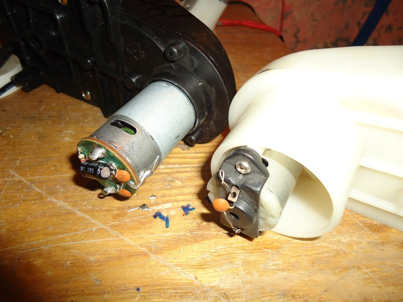 Как отремонтировать детский электромотоцикл (хочу установить аккум от УПС) ФОТО!