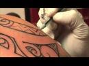 Kiko Tattoo RJ - Maori Tattoo Polynesian - Rio de Janeiro Ink - Free Hand