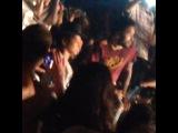 Бруно Марс на концерте Ленни Кравица. (15 мая, 2015)