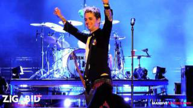 GREEN DAY! LIVE EXCLUSIVE Iron Man, Sweet Child O' Mine, Baba O' Riley, more - Green Day