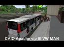OMSI 2 - Mapa Baumgarten - CAIO Apache vip III Euro V MAN [DOWNLOAD]