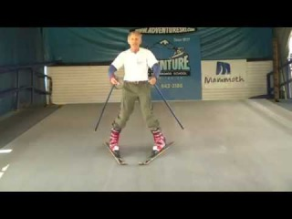 Как научиться кататься на горных лыжах. Обучение основам горнолыжной техники
