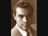 Mario Lanza sings the Concert Serenade by Enrico Caruso (Serenata). Audio ONLY.