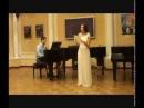 Дж.Верди Ария Виолетты из оперы Травиата (Елена Петрова)