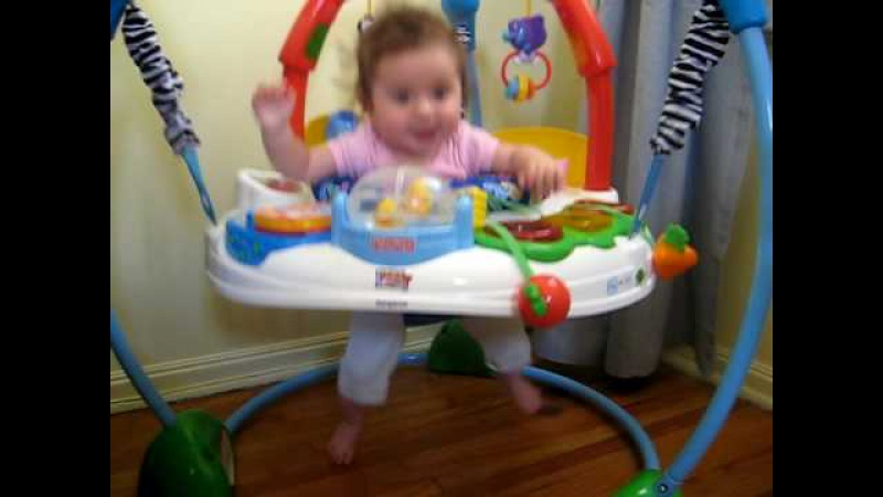 Livia - Laugh Learn Jumperoo - 6months