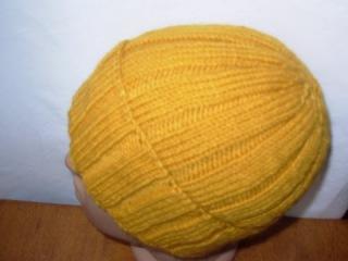Вязание шапки часть 2/2. Уроки для начинающих.