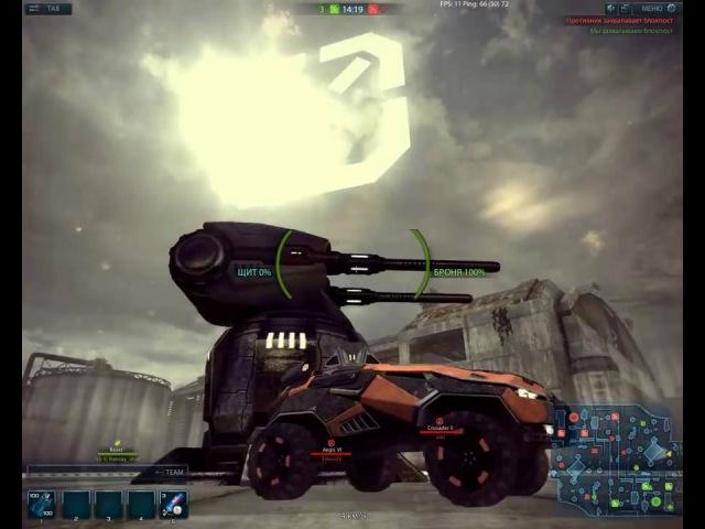 Metal War Online Тактика для Разведки от Rekoshet ex