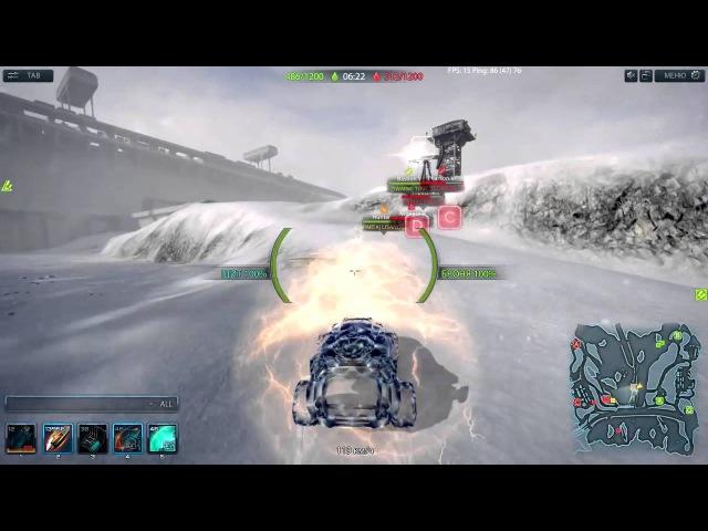 Metal War Online Новая BANSHEE от Rekoshet ex