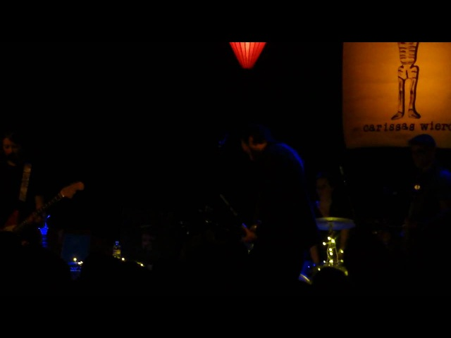 Carissas Wierd - So You Wanna Be a Superhero (Live @ the Showbox, Seattle, 7910)