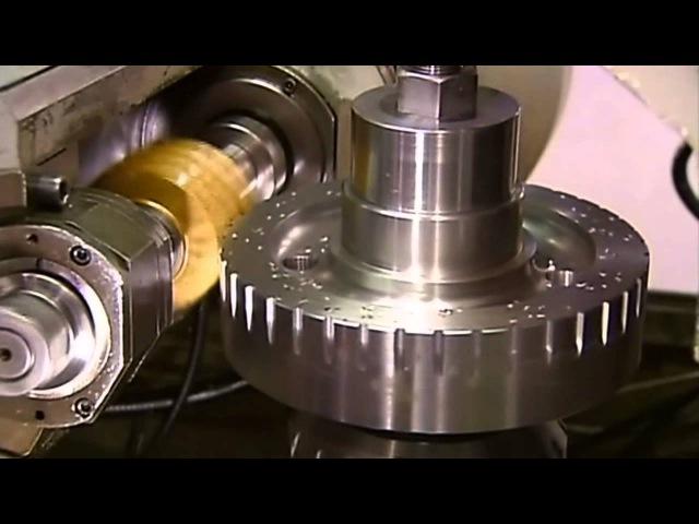 Как делают шестерни и зубчатые колёса / How do gears and pinions