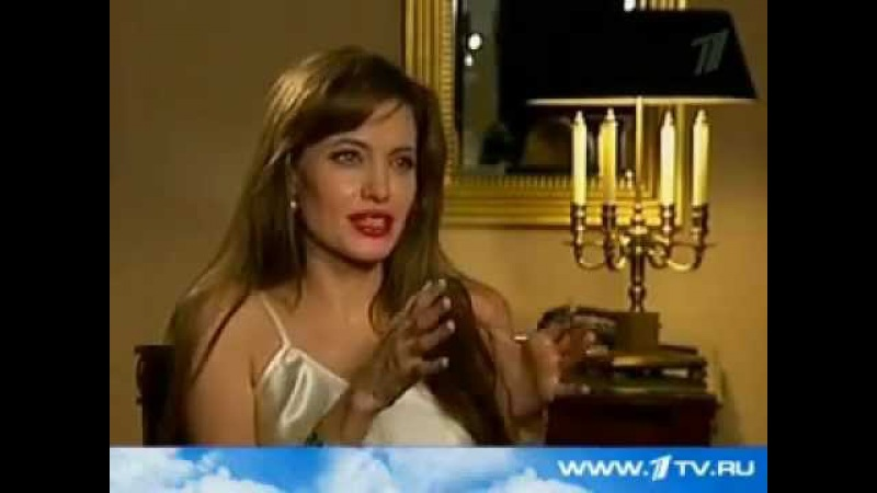 Интервью Анджелины Джоли Ираде Зейналовой