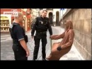 Фокус левитации разоблачен полицией Праги