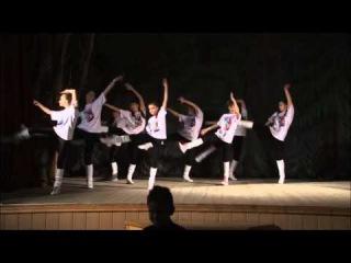 Современный спортивный танец(старшие)- студия танца
