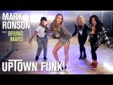 Mark Ronson - Uptown Funk ft. Bruno Mars (Dance Tutorial)