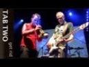 TAB TWO - get rid - live 2012 (Hellmut Hattler Joo Kraus @ hells 60s birthday party!)