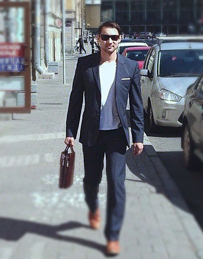 Игорь Наумов