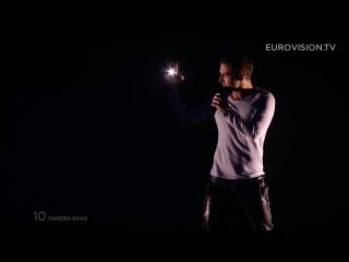 ПОБЕДИТЕЛЬ - Eurovision 2015 -Швеция - Mans Zelmerlow - Heroes (Sweden) - Grand Final