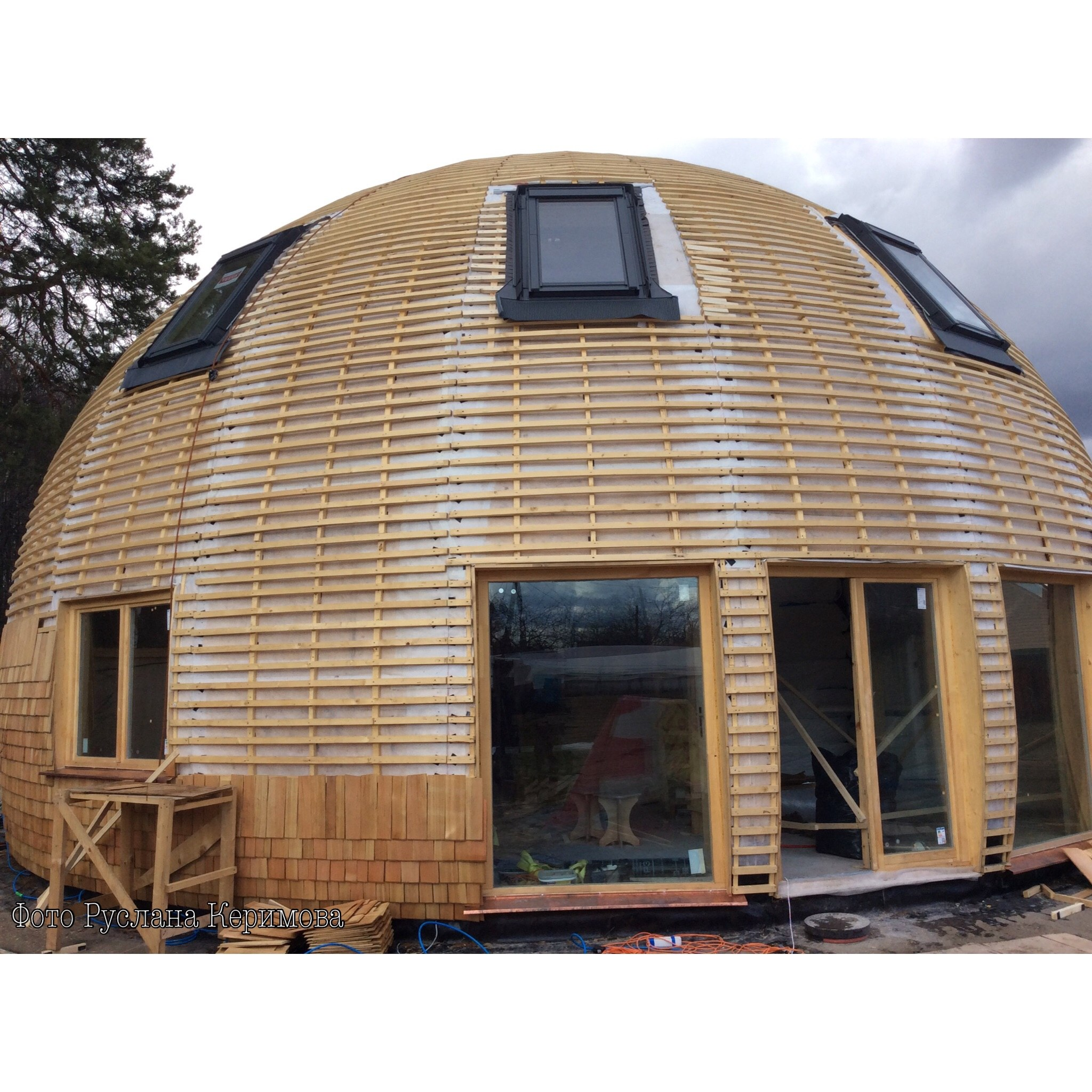 Round Dome Homes: 1000+ Ideas About Dome House On Pinterest