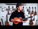 Kris Fuchigami - Can't Take My Eyes Off You - Ukulele Instrumental