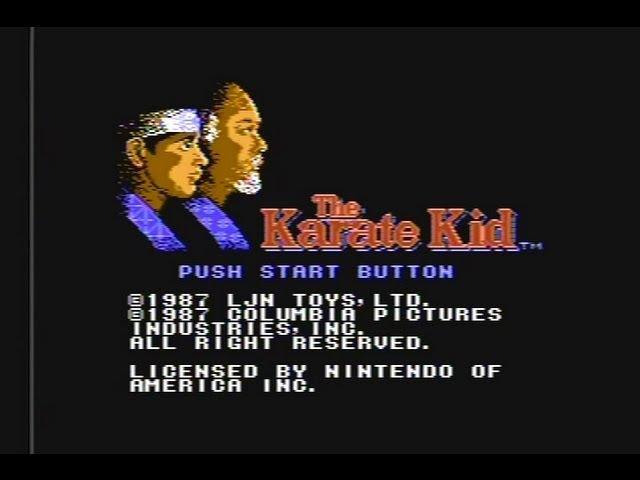 The Karate Kid [AVGN 3 - RUS RVV]