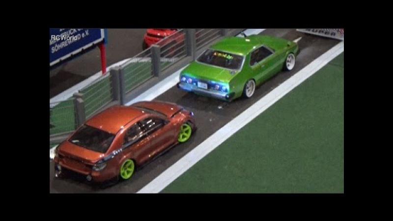 RC Drift Cars / Drift Freaks Berlin ♦ Erlebniswelt Modellbau Kassel 2015 Modellbaumesse