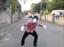 Dubstep dance clip