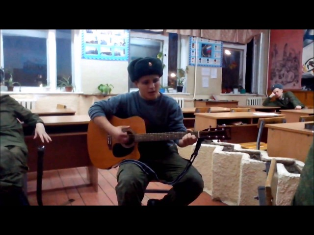Одинокая ветка сирени классное исполнение Поет Костя Попов
