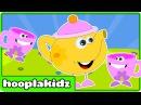 I'm A Little Teapot Nursery Rhymes by HooplaKidz