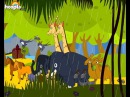 The Animals Went In Two By Two Nursery Rhymes by Hooplakidz