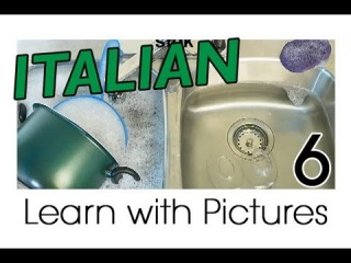 Learn Italian - Italian Kitchen Vocabulary
