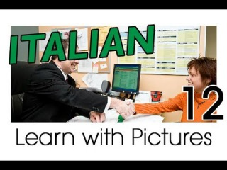 Learn Italian - Italian Office Vocabulary
