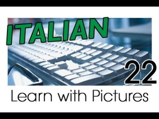 Learn Italian - Italian Computer Vocabulary