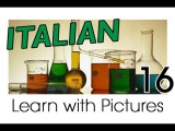 Learn Italian - Italian Study Subjects Vocabulary