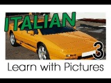 Learn Italian - Italian Vehicle Vocabulary