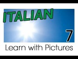 Learn Italian - Italian Weather Vocabulary