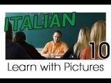 Learn Italian - Italian School Vocabulary