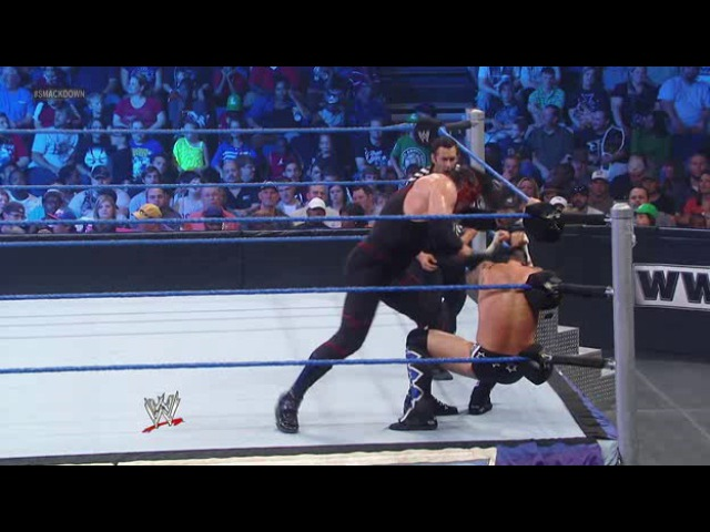 WWE SmackDown 01.06.2012 Part 3
