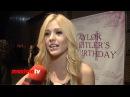 Katherine McNamara Interview | Taylor Spreitler's 21 In The City | Red Carpet