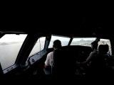 Потрясающее видео из кабины пилотов 3