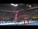 Nastia Liukin - Uneven Bars - 2008 Olympics All Around