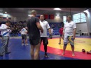 Федор Емельяненко. Защита от прохода в ноги Takedown defence by Fedor. Семинар Союза MMA . Часть 2