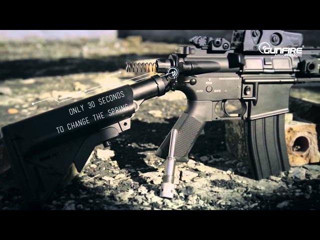 AEG от Specna Arms - система SAEC