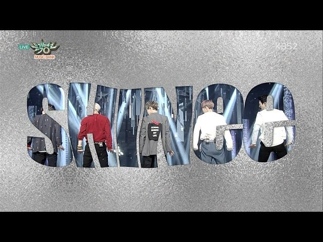 SHINee 샤이니_Comeback Stage View_KBS MUSIC BANK_2015.05.22
