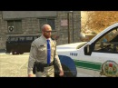 GTA V- Border Patrol with off road Chase - God Save The Queen!