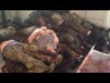 Казнены ополченцы бригады
