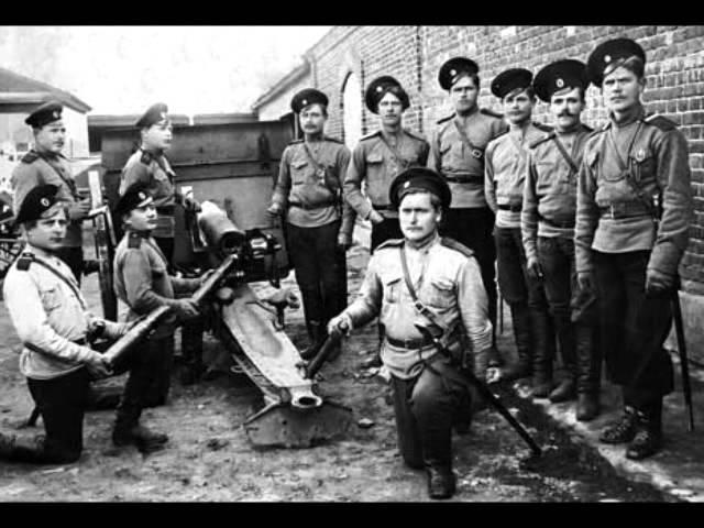 Когда мы были на войне. Казачья песня.